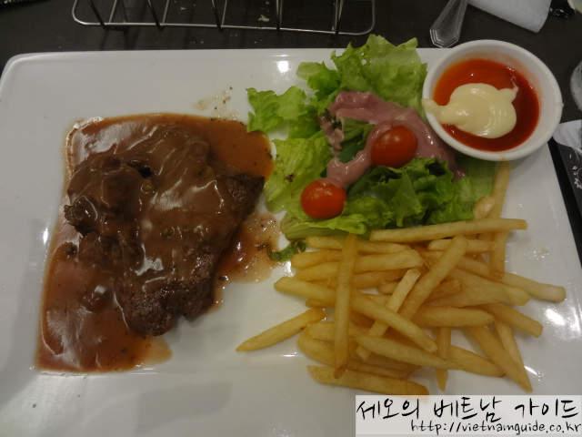 호치민 프랑스 레스토랑