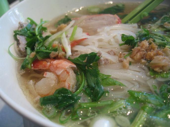 베트남 쌀국수 - Hu Tieu