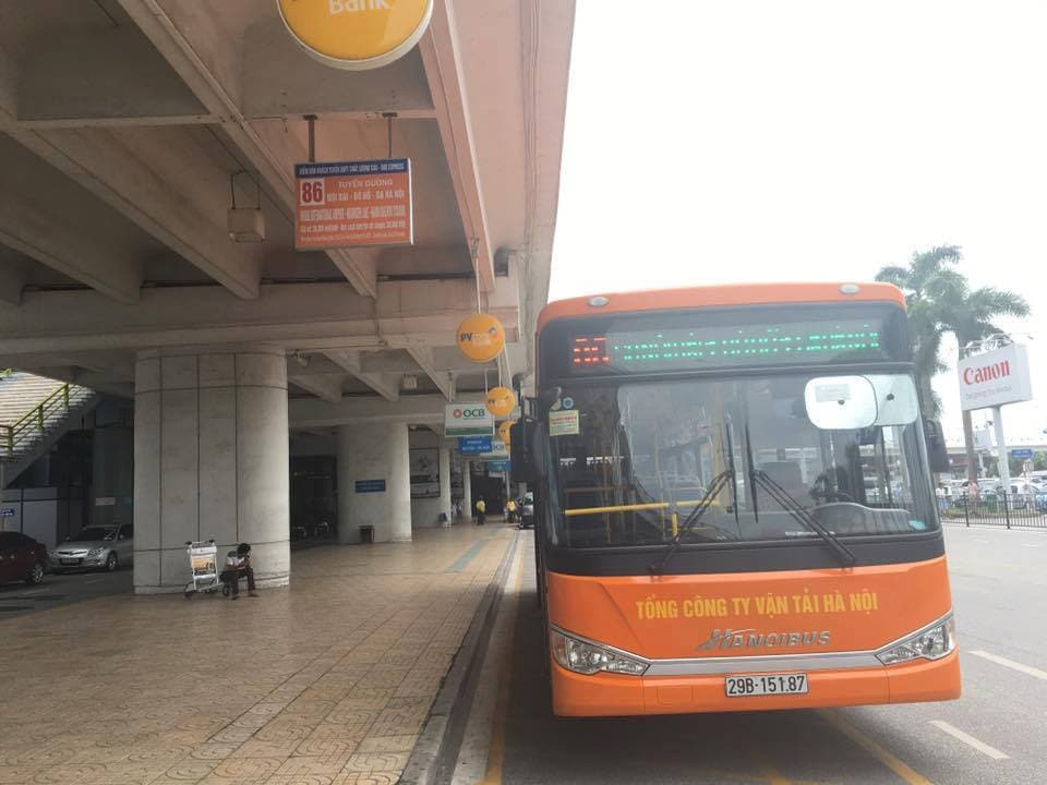 하니오 86번 버스 사진