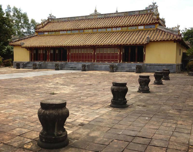 후에 여행지 후에 관광명소 후에 관광 후에 민망 황제릉