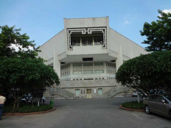 호치민 박물관