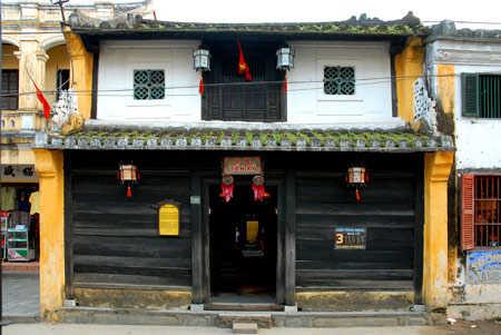턴키의 집 : 호이안 최초의 세계 문화유산