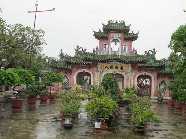 복건회관 : 중국 화교들의 집회소