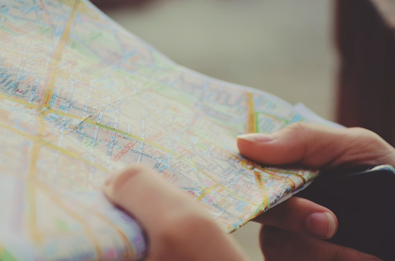 호이안 지도 : 인기 관광지만 표시한 지도