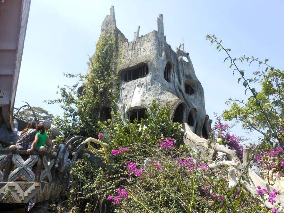 크레이지 하우스 달랏 관광지 달랏 관광명소