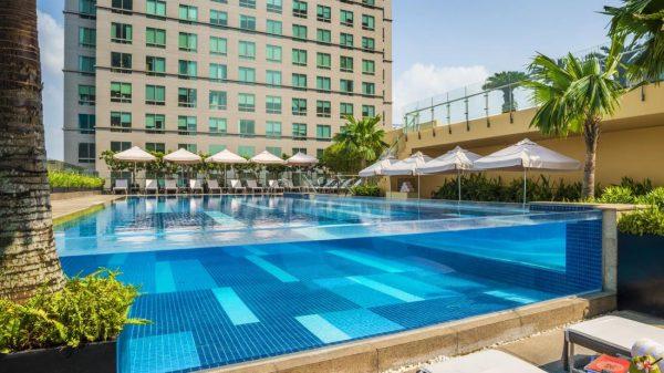 인터컨티넨탈 아시아나 사이공 호텔