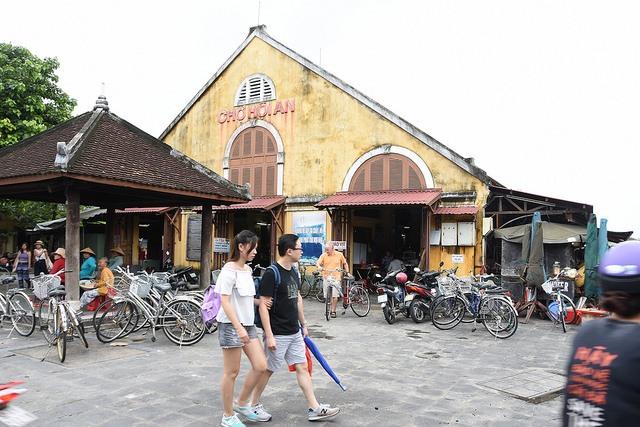 호이안 시장