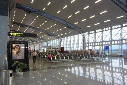 다낭 국제공항 내부 사진