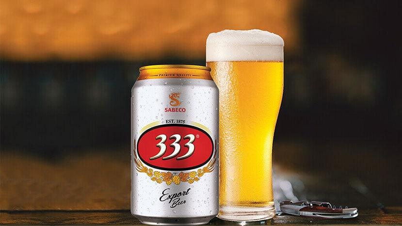 베트남 333 (바바바) 맥주